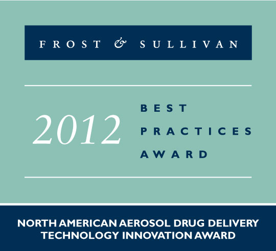 Frost & Sullivan Award Plaque